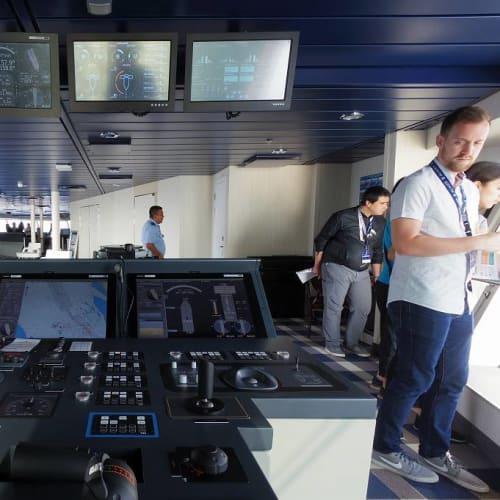 客船スペクトラム・オブ・ザ・シーズのアクティビティ、船内施設