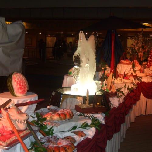 ガラパーティー | 客船アムステルダムのフード&ドリンク、アクティビティ、船内施設