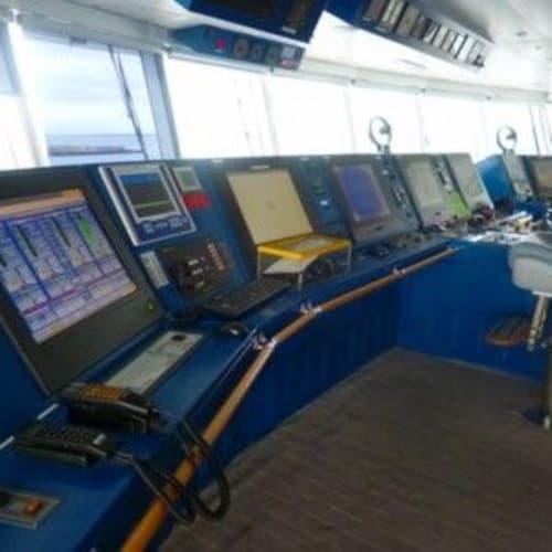 ブリッジ | 客船ル・ボレアルの船内施設