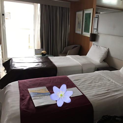部屋の写真 | 客船コスタ・ネオロマンチカの客室