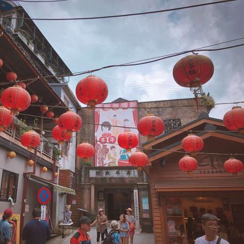 やっぱりこの街の雰囲気が好きです❤️   基隆 / 台北