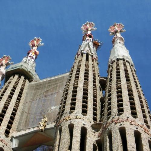アントニオ・ガウディ、改めて感動しました。 2026年に完成したら是非再訪したい。 | バルセロナ