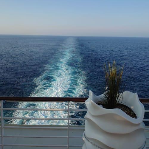 今回のクルーズを総括しますと セレブリティミレミアムはワンランク上のクルーズ…といったところでしょうか? セレブがゆったり楽しむ感じ…とでもいいましょうか 庶民の私にはカジュアルせんが合っていると思いました♪ 何事も経験なので、楽しい船旅でした。