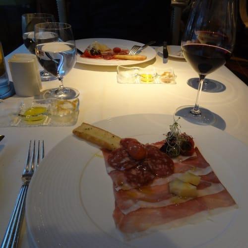 イタリアンレストラン プレーゴ | 客船クリスタル・シンフォニーのダイニング、フード&ドリンク