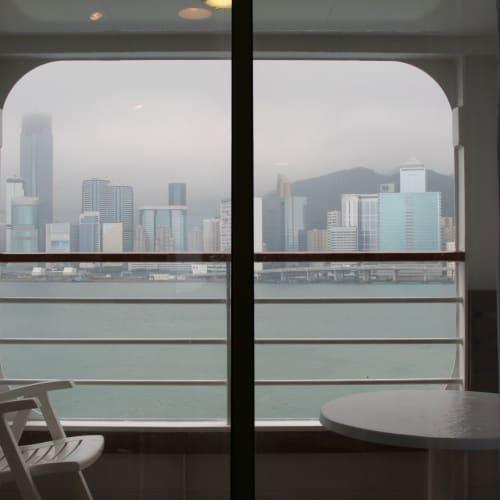 インサイド・バルコニー | 客船アジア・スターの客室
