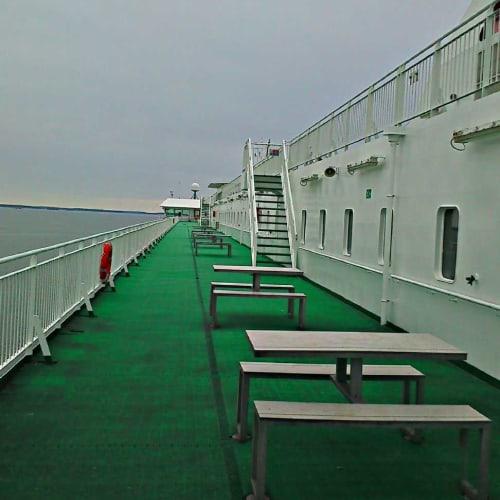 客船バルティック・プリンセスの船内施設