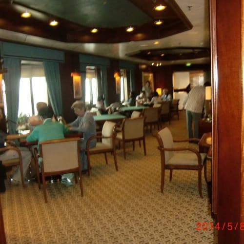 エステサロン 有料   客船サン・プリンセスの船内施設