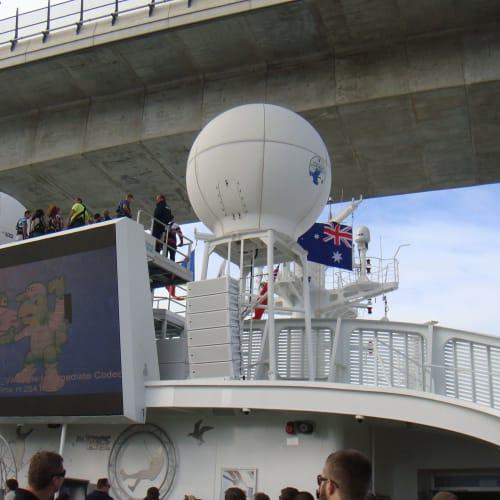 客船パシフィック・ジュエルの船内施設