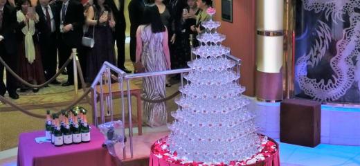 ダイヤモンドプリンセス グラスタワーパーティー
