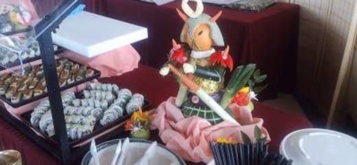 2013GW サン・プリンセス日本発着クルーズ乗船記 第八日 その5 昼食