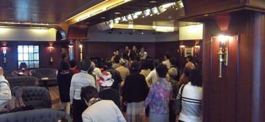2013GW サン・プリンセス日本発着クルーズ乗船記 第二日 その3 午前中のイベントから(フラダンスとクッキングデモ)