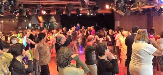 ダイヤモンドプリンセス 世界のお祭り:盆踊り教室