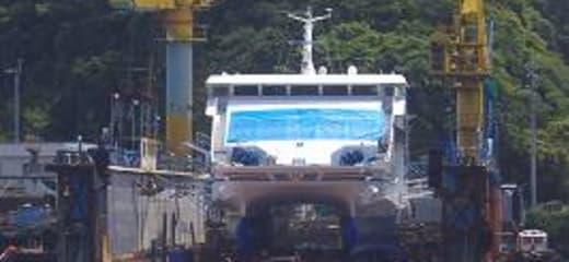 2013GW サン・プリンセス日本発着クルーズ乗船記 第五日 その8 港内遊覧船 その2