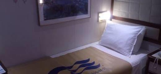 2013GW サン・プリンセス日本発着クルーズ乗船記 第一日 その1