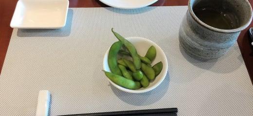 ダイヤモンドプリンセス 海寿司の昼食