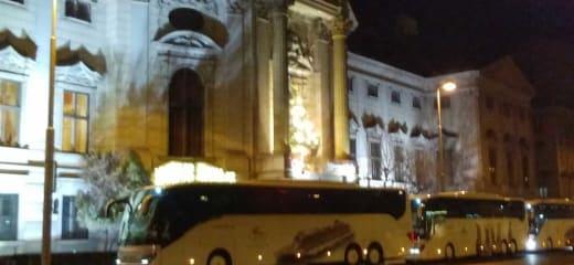 バイキング・ヴィリ 中欧X'masマーケット巡り 7 〜 ウィーン観光