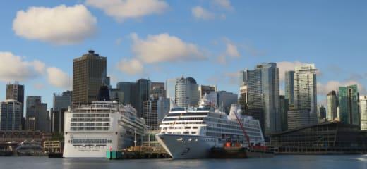 ノルウェージャン・ジュエル 太平洋横断クルーズ20日間の旅②バンクーバー市内観光