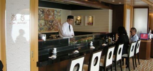 横浜元町の三郎寿司とシードリーム・ヨットクラブ