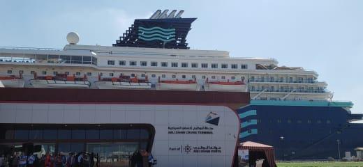 ピースボートに新船参加―プルマントゥール客船をチャーター