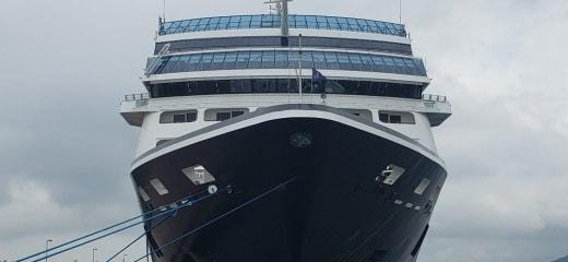 アザマラクエスト日本周遊乗船記1‐総論ゆっくり船旅らしさにひたる旅