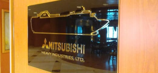 今年初のクルーズエスコートは日本造船史上最大のサファイアプリンセス