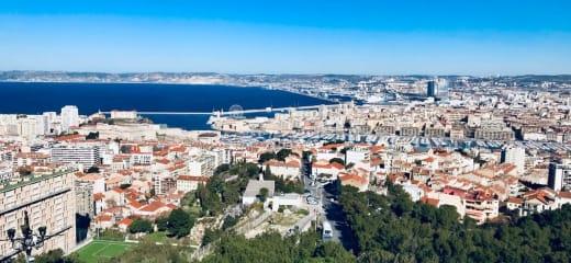 MSCクルーズ at 地中海 7日目(フランスの湾岸都市マルセイユと最後の船内ディナー)