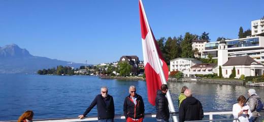 スイス グリンデルワルドで暮らす様に旅をする~ゴールデンパス編~