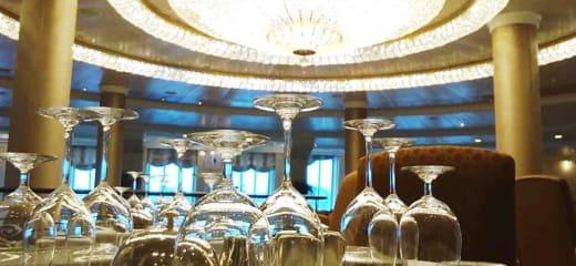 美食家に贈るオーシャニアの魅力 ~ バルト海洋上より①~