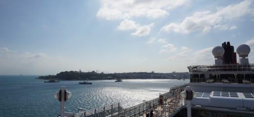 【エーゲ海クルーズ】クイーン・ヴィクトリア 乗船前のイスタンブール散策 1日目~2日目:前半