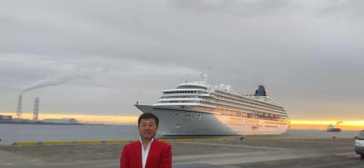 飛鳥Ⅱ 名古屋入港時の寄港地観光をプロデュースしてます!