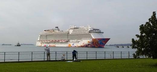コスタ、プリンセスクルーズなど日本発着外航クルーズ客船更なる振興を目指して