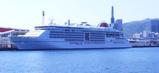 GWに日本へ入港したLuxury Cruise 紹介 ~ Europa Ⅱ 編 ~