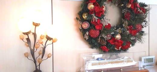 Travel&Cruise Lounge  のクリスマス
