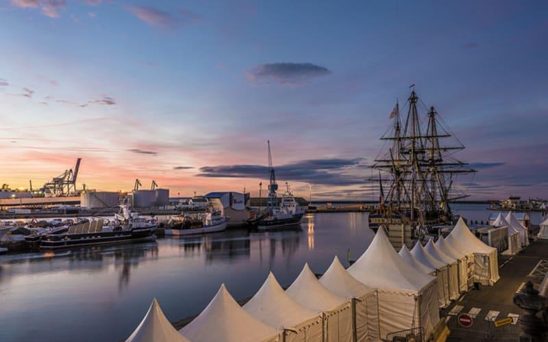 帆船スター・クリッパーズ、究極のリポジショニングクルーズ