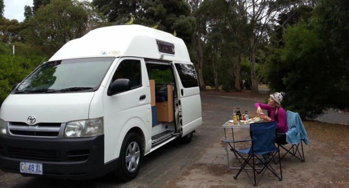 GoCheap Hi Top Campervan