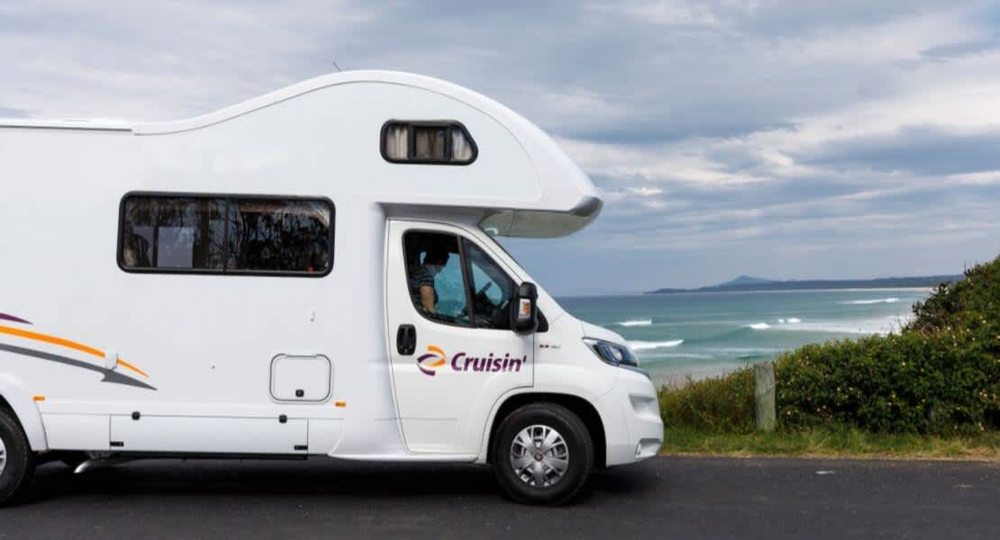 Cruisin Discovery Motorhome