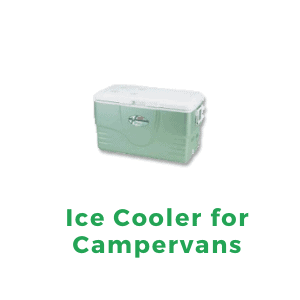 Ice Cooler for Caravan