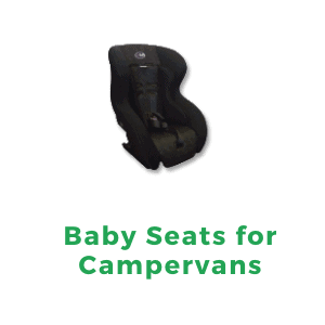 Baby Seats for Campervans