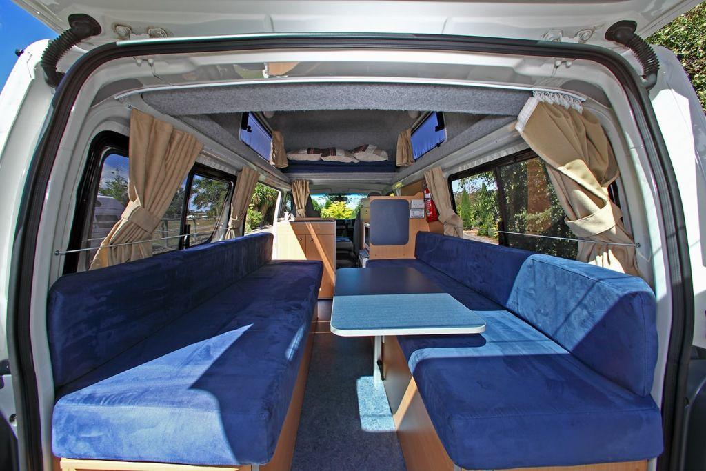 GoCheap HiTop 2 Berth Campervan