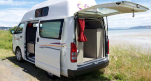 Cruisin 4 Berth Hi Top Campervan