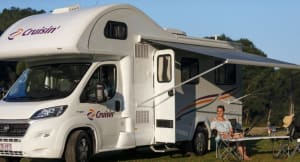 Cruisin 4 Berth Seeker Motorhome
