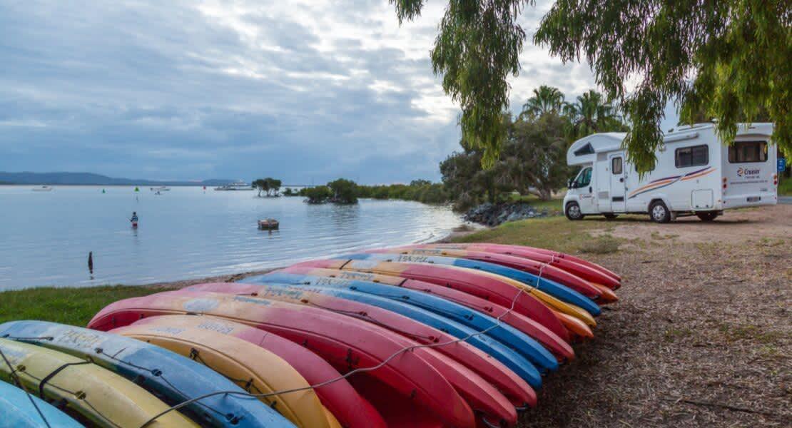 campervan hire offer
