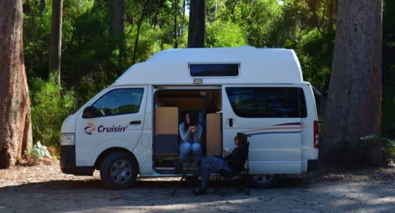 Cruisin 2 Berth Hi Top Campervan