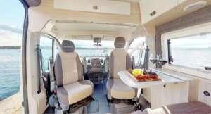 Cruisin 2 Berth Sandpiper Motorhome