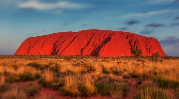 Uluru By Campervan