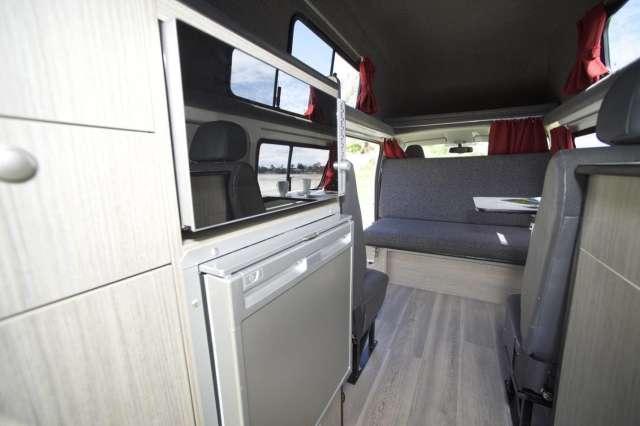 Why You Should Hire The 4 Berth Seeker - Cruisin Motorhome Rentals Australia