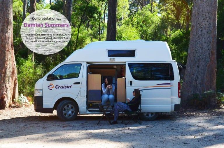Campervan For Couples Australia