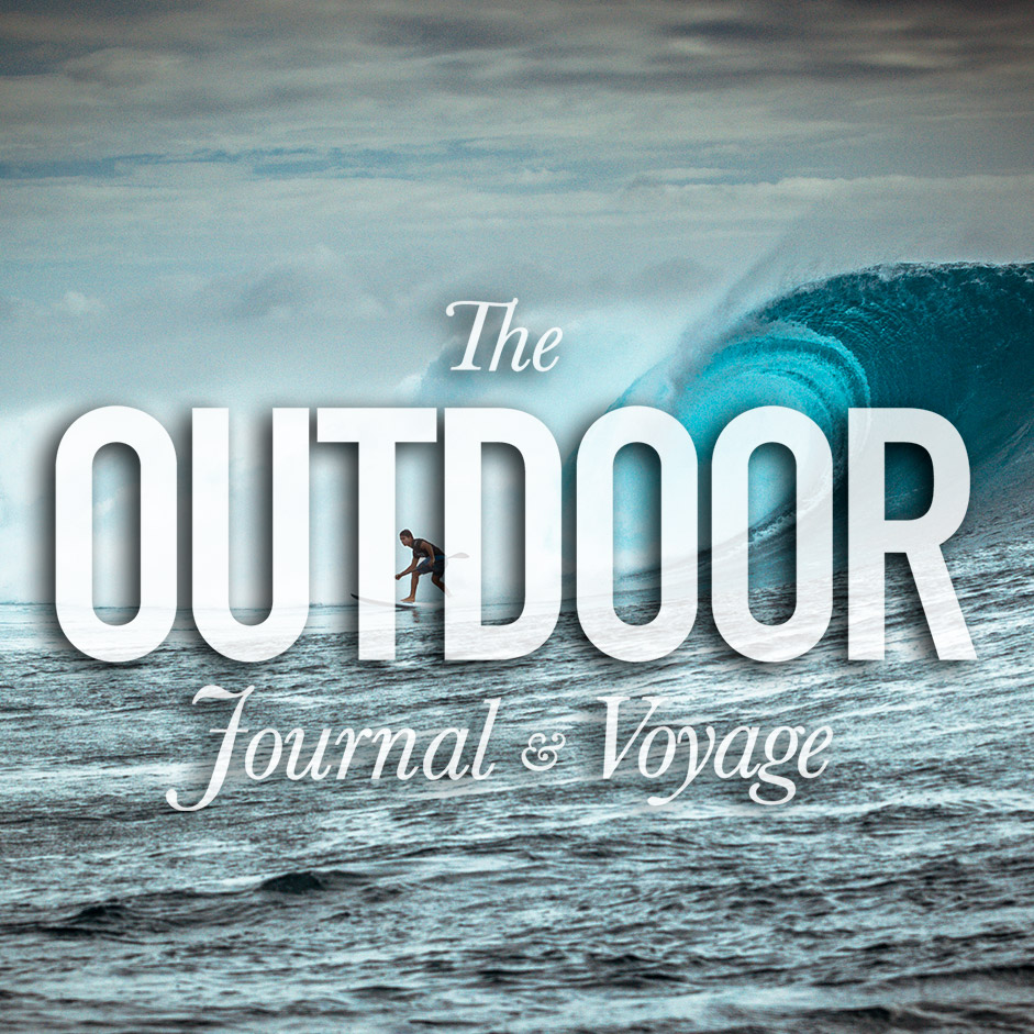 The Outdoor Journal & Voyage icon