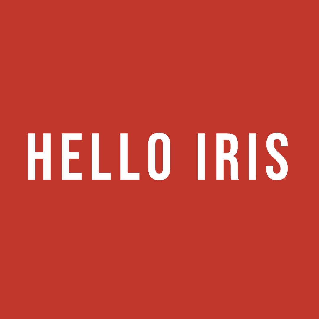 Hello Iris icon
