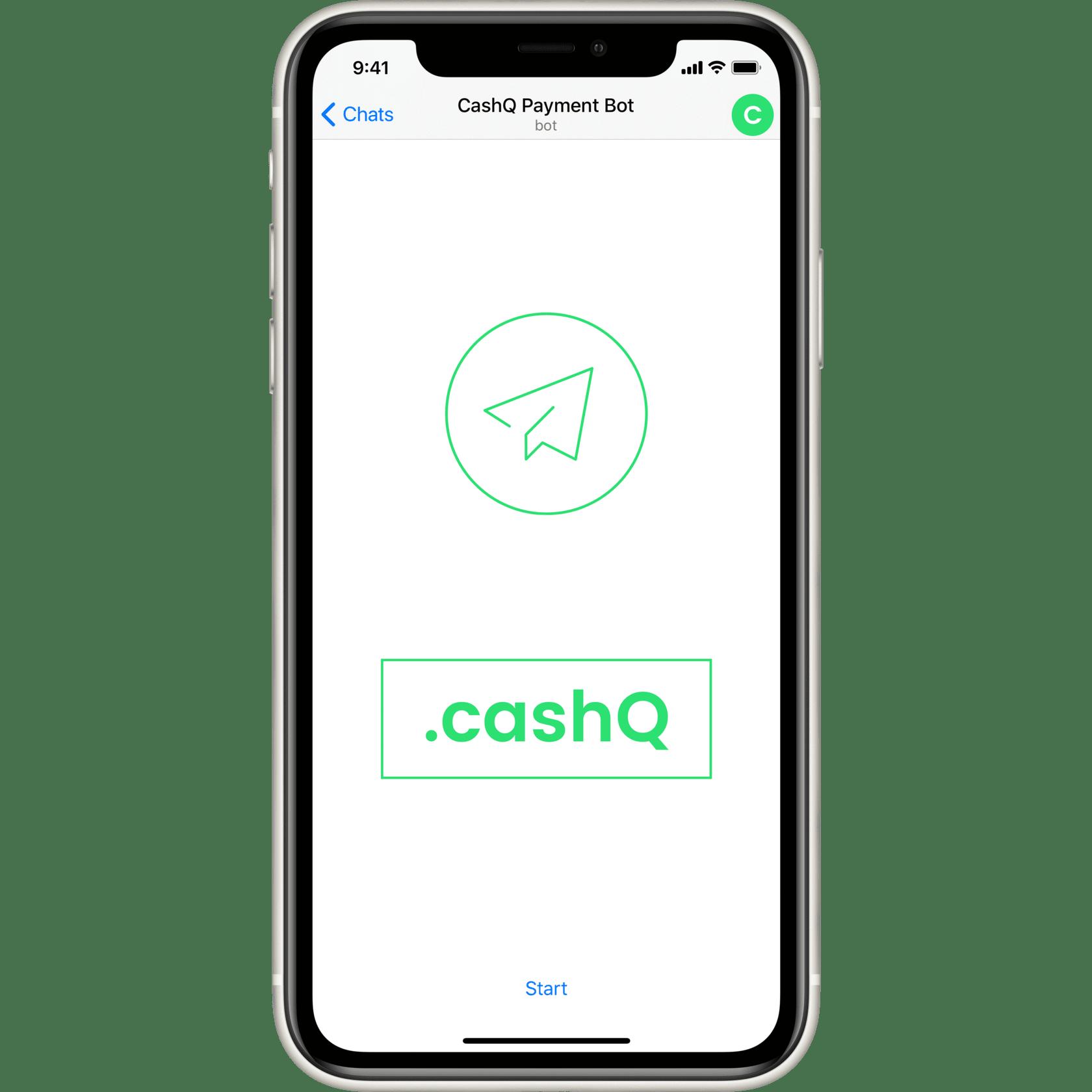 CashQ bot